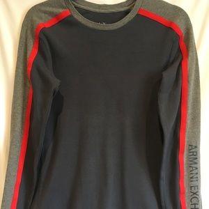 Men's 🔥Armani Exchange 🔥Causal Long Sleeve Shirt